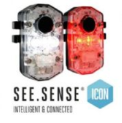 SEE SENSE ICON FRONT AND REAR SET.