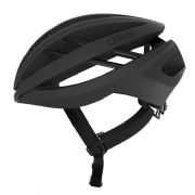 AUS AVENTOR ROAD HELMET. MATT BLACK