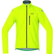 GORE BIKE WEAR ELEMENT GORE TEX JACKET. NEON